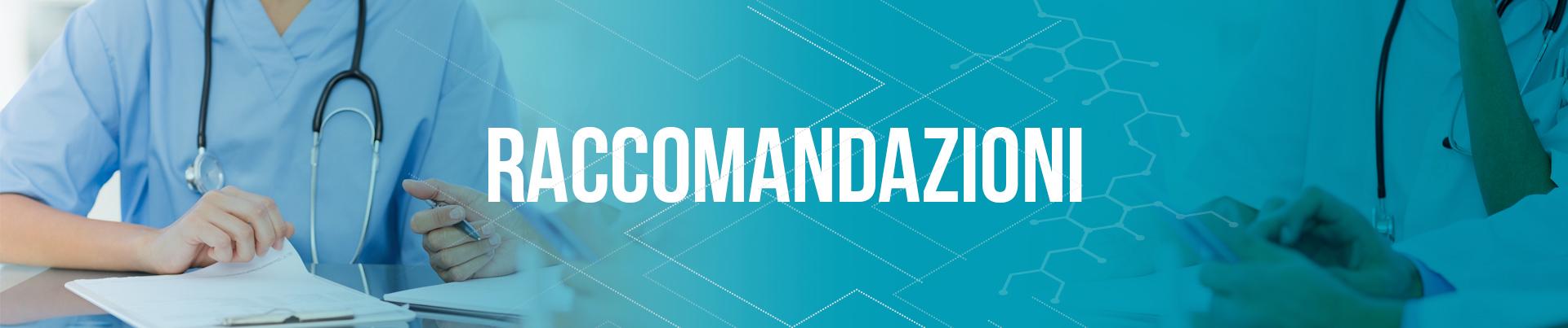 CORONAVIRUS: RACCOMANDAZIONI PER LE PERSONE IN ISOLAMENTO DOMICILIARE